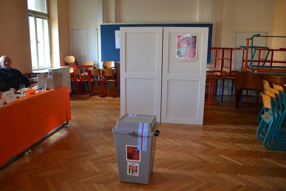 Ratibořské Hory - volby do Evropského parlamentu