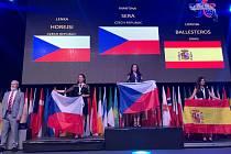 V Srbsku vybojovali reprezentanti českých barev dvě stříbrné a jednu zlatou medaili.