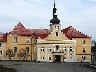 Stádlecký zámek