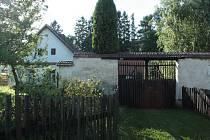 Jeden z domů ve Františkově.