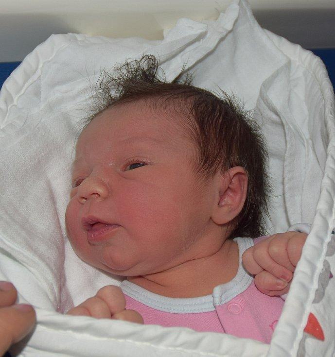 Natálie Prášková z Tábora. Narodila se rodičům Janě a Zdeňkovi 13. února v 11.10 hodin jako jejich první dítě. Po porodu vážila3430 gramů a měřila 49 cm.