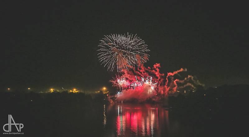 Také sobotní program třicátého ročníku historického mezinárodního multižánrového festivalu Táborská setkání nabídl spoustu zábavy.