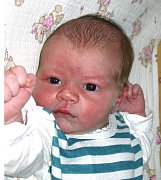 Lucie Drunecká z Tábora. Narodila se 30. května v 9.31 hodin. Vážila 3400 g, měřila 49 cm a velkou radost z ní mají rodiče Naďa a Roman.