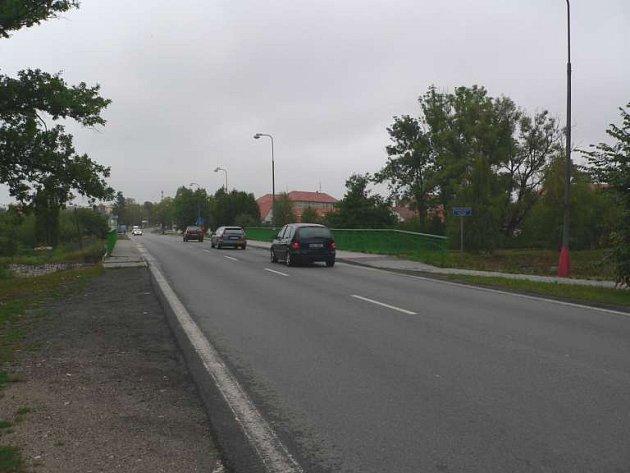 Soběslav most přes Černovický potok 2007