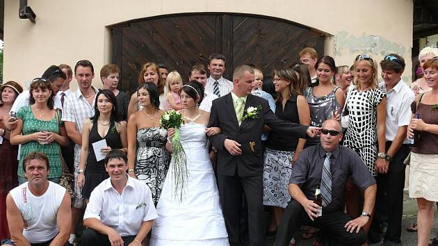Libějická svatba.