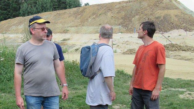 Pravěké pohřebiště na Táborsku ukrývalo střípky keramiky i skleněné korálky