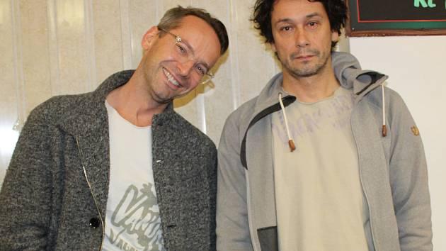 Herci Pavel Liška a Jan Révai vyprávěli o cestě střední Amerikou.