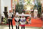 V sobotu 4. ledna začala Tříkrálová sbírka, kterou organizuje již po dvacáté Charita Česká republika, také v Táboře.