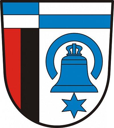 Znak obce Myslkovice.