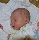 Filip Votruba z Tábora. Narodil se 26. listopadu ve 22.20 hodin s váhou 3090 gramů a mírou 49 cm. Je třetím synem v rodině, má doma brášky Samuela (7) a Viktora (10).