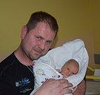 Jan Tušl z Velmovic. Narodil se 20. března v 0.52 hodin. Vážil 3010 gramů, měřil rovných 50 cm a je prvním dítětem rodičů  Lenky a Jana.