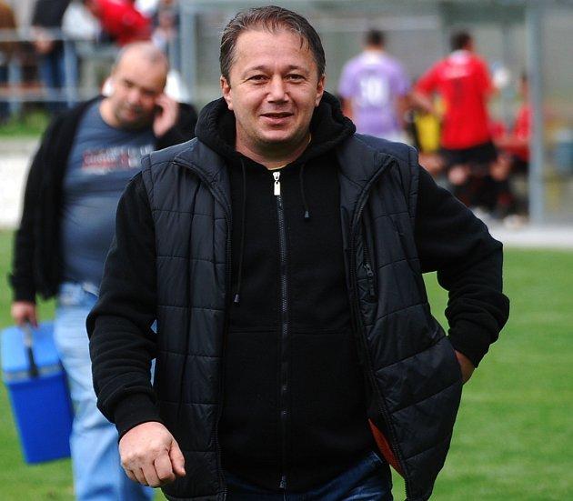Trenér Jan Klimek po třech a půl letech opouští táborskou divizní lavičku.