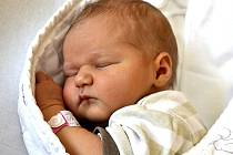 Marie Zelenková z Tábora. Narodila se 4. července v 15.48 hodin. Vážila 3430 gramů, měřila 49 cm a má sourozence Aničku (6) a Vítka (4).