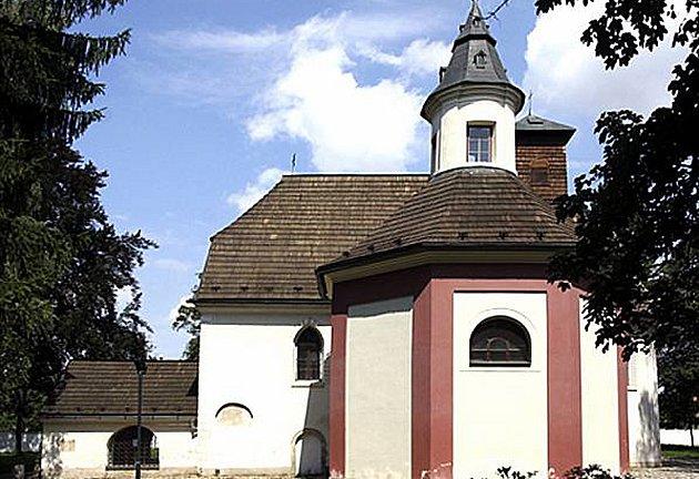 Odsvěcený kostel ve kterém funguje galerie.