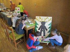 Kreativci se sešli druhou adventní neděli ve Veselí nad Lužnicí.