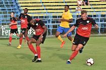 SK Benešov - FC MAS Táborsko 3:1.