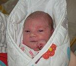 Ema Musilová z Řemíčova.  Na svět poprvé pohlédla 22.dubna v 7.42 hodin. Prvorozená dcera rodičů Marcely a Josefa po narození vážila 3810 gramů a měřila 51 cm.