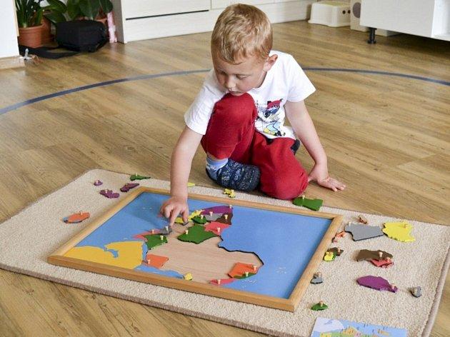 V Táboře již fungují montessori  školky: Pampeliška a Mufík.