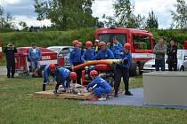 Sbor dobrovolných hasičů Nedvědice oslavil v sobotu 110. výročí svého vzniku.