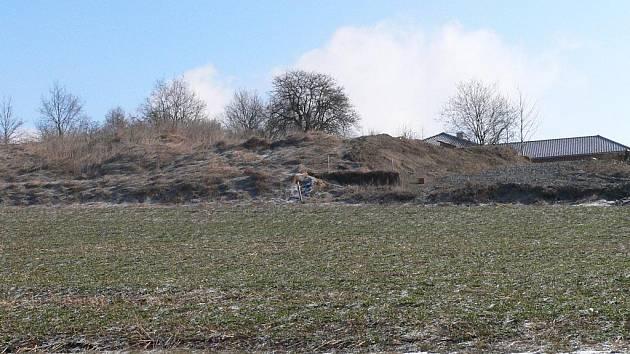 Z několika pozemků na sv. Anně se má stát veřejná zeleň.