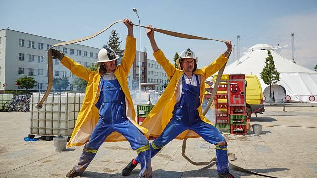 Malí i velcí si užijí divadelní představení i v době prázdnin a rekonstrukce nové budovy Divadla Oskara Nedbala.