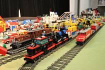 Sbírka stavebnice Lego. Ilustrační foto