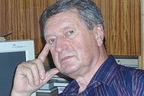 Bývalý starosta - Miloslav Břenda.