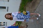 Děti v Soběslavi po vysvědčení vyrazily na prázdniny