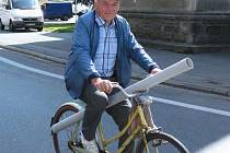 Soběslav jezdí na kole