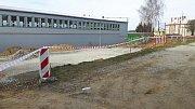 V Doudlebské ulici v Mladé Vožici vznikne nová odstavná plocha s téměř 60 místy.