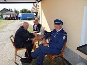 V sobotu 7. července se v Božejovicích (městská část Jistebnice) konalo setkání rodáků a zároveň také oslava 125. výročí založení SDH Božejovice, Foto: Tomáš Koliha