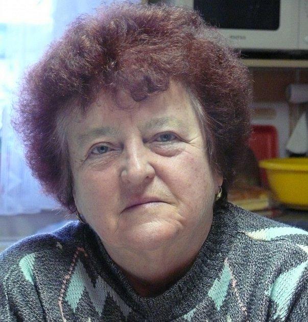 Marie Míková ze Soběslavi