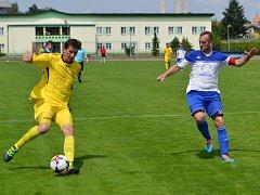 Želečský Radek Novotný (vlevo) se pokusí se svými spoluhráči získat druhou vítěznou trofej během jednoho týdne.