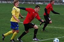 Jan Stoszek dal v minulém zápase tři góly.