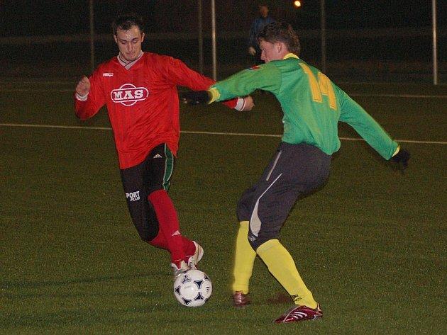 Marian Horka za Spartak MAS