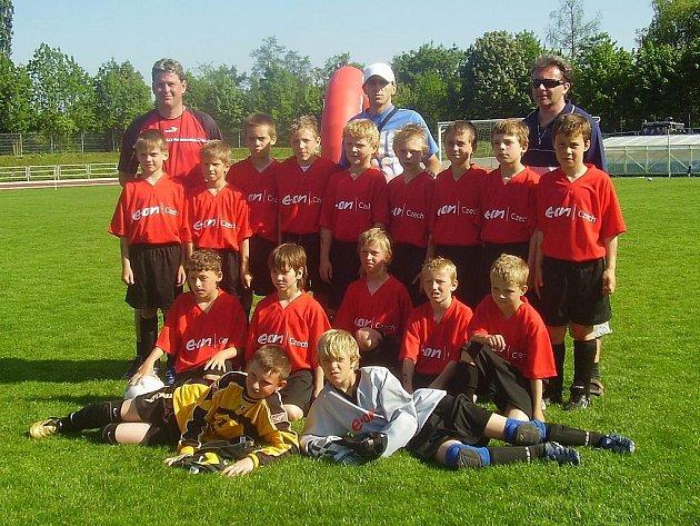 Mladíci FC Tábor 97 ukázali své kvality