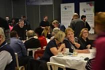 Ve středu večer se v sále společenského centra Univerzita konalo další fórum Zdravého města.