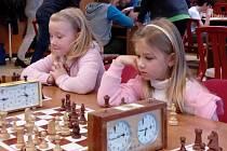 Z průběhu jubilejního ročníku Šachové věže.