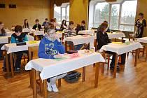 Ve Veselí se konal 53. ročník matematické olympidády