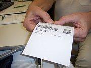 V úterý 2. ledna začalo platit povinné vydávání elektronických receptů. Ilustrační foto.