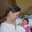 Veronika Smíšková z Bechyně. Narodila se 13. února  v 8.10 hodin s váhou 3310 gramů. Má sestřičky Terezu (8) a  Patricii (4).