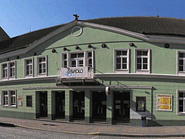 Divadlo Oskara Nedbala Tábor.