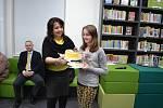 Sezimovo Ústí má novou knihovnu.
