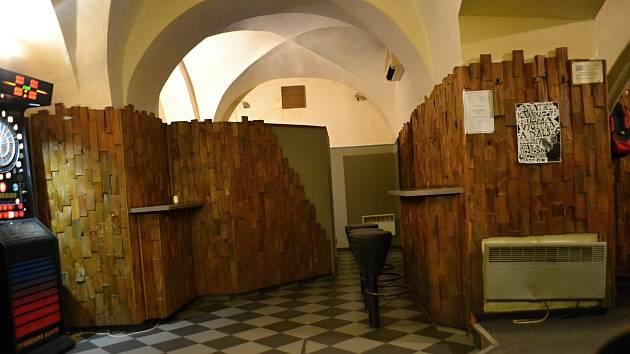 Grill bar v Soběslavi.