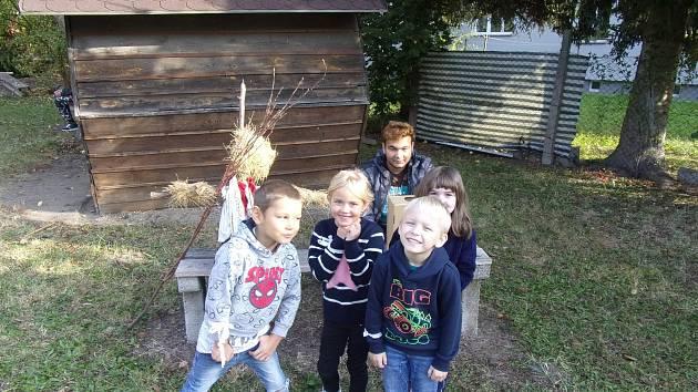 Nové dětské hřiště pro ZŠ speciální Tábor a MŠ Čelkovice