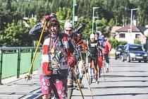 Planou nad Lužnicí v pátek poběží na lyžích.