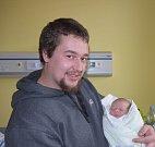 Jan Wagner z Řevnova. Přišel na svět  22. března jedenáct minut po jedenácté hodině jako první dítě rodičů Michaely a Jana. Po narození vážil 3200 gramů a měřil 49 cm.