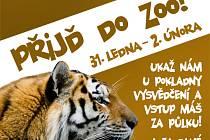 Za vysvědčení do Zoo Tábor