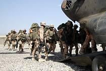 Táborští vojáci slouží i v Afghánistánu