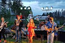 Dobročinné koncerty kapely MexWave pro tři obecně prospěšné organizace na třech různých místech měly úspěch.